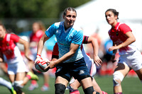 HSBC World Rugby Women's Sevens Series Langford: Russia vs. Fran