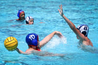 12B: Greenwich Aquatics White vs. DACA Polo A