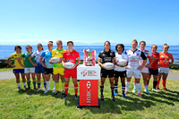 HSBC World Rugby Women's Sevens Series Langford: Captain's Photo
