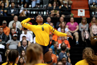 2017.10.06 Cal Volleyball at Oregon State