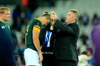 Rugby World Cup 2015 Bronze Final: South Africa Springboks vs. Argentina Pumas