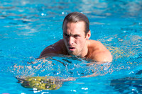 Mens College Water Polo: MPSF: California Golden Bears vs Stanford Cardinal