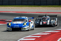 The FIA WEC 2016 Lone Star LeMans World Endurance Championship (WEC), 6 Hours of Circuit of the Americas Free Practice #1.