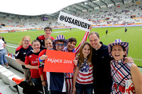 USA Women's Eagles vs New Zealand