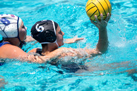 12U Carlsbad vs 680 during the 2017 USA Water Polo Junior Olympi