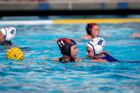 12U 680 vs San Diego Shores during the 2017 USA Water Polo Junio