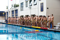 Mens College Water Polo: California Golden Bears vs UC Davis Aggies