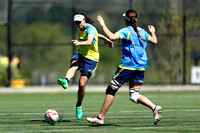 HSBC World Rugby Women's Sevens Series Langford: Australia Training Session