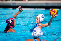 U14 SHAQ B vs Set during USA Water Polo Junior Olympics