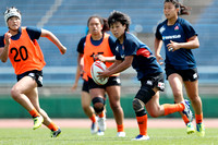 HSBC World Rugby Women's Sevens Series Kitakyushu: Japan Training Session