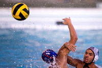 High School Water Polo : MCAL Playoffs: Redwood High School Varsity vs Tamalpais High School Varsity