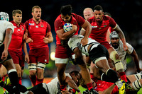 Rugby World Cup 2015: England vs. Fiji