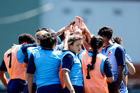 HSBC World Rugby Women's Sevens Series Langford: USA Captain's Run