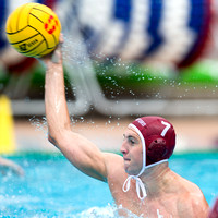 Stanford vs USC at Stanford Spring Invitational Men's Water Polo