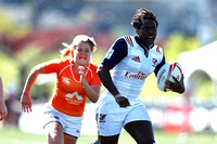 HSBC World Rugby Women's Sevens Series Langford: USA vs. Netherlands