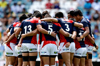 HSBC World Rugby Sevens Series Sydney Challenge Trophy Quarter Finals: Canada vs. Japan