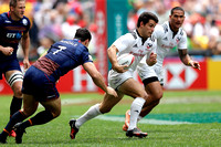 HSBC World Rugby Sevens Series Hong Kong pool match: USA Eagles