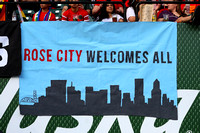 Providence Park Signs