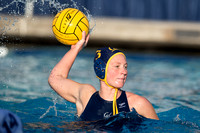 2017.01.28 Collegiate Women's Water Polo: California Speedo Cup Cal vs UC Davis