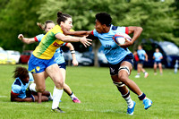 2016 London Sevens Invitational: USA Women's Falcons vs. Team GB