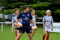 2014.08.12 Rugby Union Womens World Cup Training