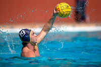 Cal vs Stanford at Stanford Spring Invitational Men's Water Polo
