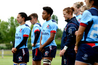 HSBC World Rugby Women's Sevens Series Clermont Ferrand: USA Wom
