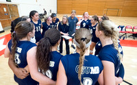 CSUMB Volleyball v NDNU