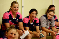 USA Women's Eagles Training Session