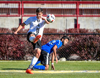 The Summit League Tournament Semifinal soccer game between Omaha and Eastern Illinois at CIBER Field on the campus of the University of Denver in Denver, Colorado. Final score of the game  was Omaha -