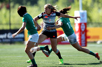HSBC World Rugby Women's Sevens Series Langford 2017