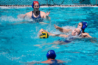 UCLA vs UC Davis at US Open Water Polo Tournament