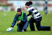 USA Women's Eagles 7s Training Session