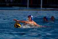 16U Riverside vs 680 B during the 2017 USA Water Polo Junior Oly