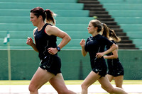 HSBC World Rugby Women's Sevens Series Kitakyushu: Match Official Training Session