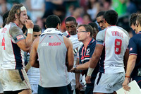 USA Men's Eagles Sevens vs. Australia