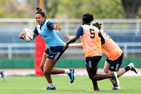 HSBC World Rugby Women's Sevens Series Kitakyushu: USA Training Session