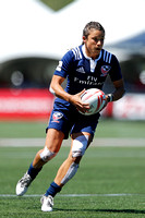 HSBC World Rugby Women's Sevens Series Langford 5th Place Semi F