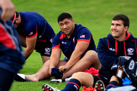 USA Men's Eagles Training Session