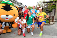 HSBC World Rugby Women's Sevens Series Kitakyushu: Captain's Photo