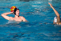 Water Polo: Redwood High School Varsity vs Novato High School Varsity