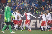 MLS Regular Season game between the New England Revolution vs. DC United