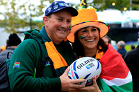 Rugby World Cup 2015 Semi Finals: New Zealand All Blacks vs. South Africa Springboks